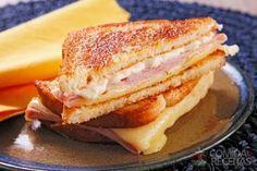Receita de Misto quente com maionese em receitas de paes e lanches, veja essa e outras receitas aqui!