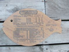 Chesapeake Bay Seafood House Menu-- My mom, sister & my favorite place to go have a girls dinner!