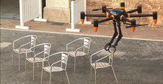 Prodrone PD6B-AW-ARM, un dron con garras capaz de transportar objetos - http://www.hwlibre.com/prodrone-pd6b-aw-arm-dron-garras-capaz-transportar-objetos/