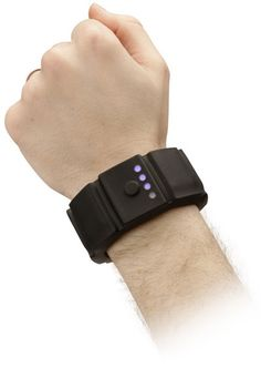 ThinkGeek :: Universal Gadget Wrist Charger cool-stuff-for-boys-big-and-small