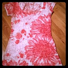 Rue 21 Tee Perfect condition, light material. Feel free to make an offer! Rue 21 Tops Tees - Short Sleeve