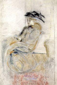 "colin-vian: ""  Édouard Vuillard 1868-1940 - French Post-Impressionist Nabi painter """