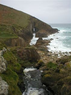 TREVILLEY CLIFF | Cornwall