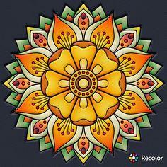 Mandala Drawing, Mandala Painting, Dot Painting, Mandala Design, Wal Art, Mandala Coloring, Pebble Art, Fractal Art, Doodle Art