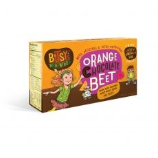 Orange Chocolate Beets-A surprisingly yummy and healthy treat for kids of all ages!