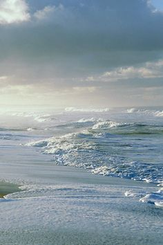 """There must be something strangely sacred in salt. It is in our tears and in the sea."" Gibran Khalil Gibran"