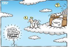 Kartun Politik Rakyat Merdeka by Mice Cartoon: Februari 2017 Peanuts Comics, Cartoon, Dan, Fictional Characters, Humor, Cartoons, Fantasy Characters, Comics And Cartoons