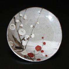 荒川 豊蔵 瀧屋美術 Pottery Plates, Slab Pottery, Pottery Vase, Ceramic Pottery, Ceramic Clay, Porcelain Ceramics, Ceramic Bowls, Stoneware, Japanese Ceramics