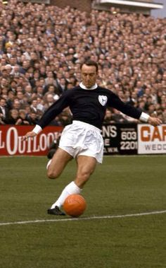 Jimmy Greaves - He is England's fourth highest international goalscorer goals in 57 app.