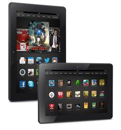 Today Only: Kindle Fire HDX 16GB 7″ Android Tablet for $195.49, Kindle Fire HD 7″ for $118.99 – EXP 11/16/2013