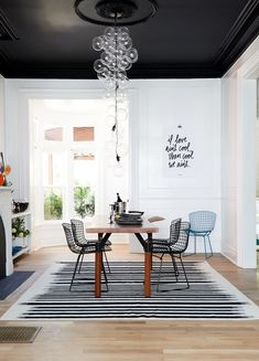 """Leanne Ford Interiors for HGTV's """"Restored By The Fords"""" - The Yanakos Project - Construction by Steve Ford - Shot by Alexandra Ribar -  Featured in Domino Magazine"""