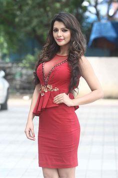 Ruhi Singh at trailer launch of 'Calendar Girls'. #Bollywood #CalendarGirls #Fashion #Style #Beauty #Sexy #Hot