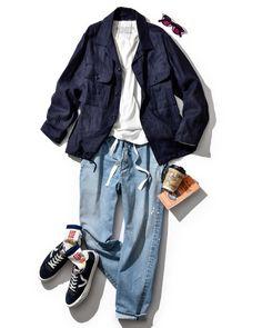 Men Street, Street Wear, Older Mens Fashion, Mens Gear, Light Blue Jeans, Mens Clothing Styles, Everyday Fashion, Autumn Fashion, Lounge