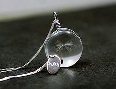 Silberketten - 925 Make ONE Wish Echtsilber - ein Designerstück von VillaSorgenfrei bei DaWanda
