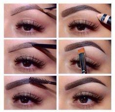 Maquiadora ensina a fazer contorno de sobrancelha:   http://guiame.com.br/vida-estilo/moda-e-beleza/aprenda-fazer-contorno-de-sobrancelha-tendencia-de-maquiagem-do-momento.html#.VQrDqmTF-8g