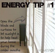 Quick Energy Efficiency Tips