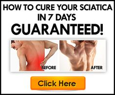 How to Cure Sciatica at Home