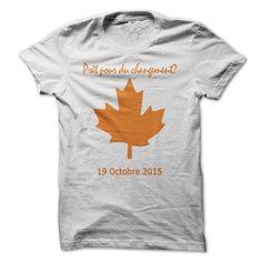 Pret pour du changement? (blanc) #sunfrogshirt
