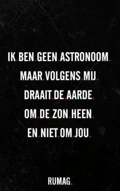 Makes me think of some people I know. Best Quotes, Funny Quotes, Dutch Words, Words Quotes, Sayings, Dutch Quotes, Funny Texts, Cool Words, Memes