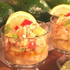Cocina a lo Boricua: Gazpacho de bacalao