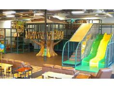 Half Off Indoor Play-Place Visits in Lake Zurich