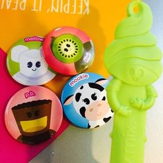 Menchie's pins