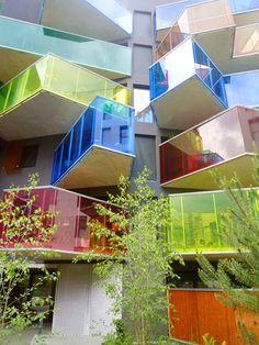Seguin - Bordeaux, França - 2012 - Bernard Bühler Architects