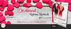 #Destined #Romance Spotlight: Destined by Rubina Ramesh Rubina Ramesh is on a roll. Destined is her 3rd book in 1 year. Each of her book captures a different emotion, a different perspective. Lets check out what this Romance novel holds.  http://grabthebook.blogspot.com/2018/01/spotlight-destined-by-rubina-ramesh.html