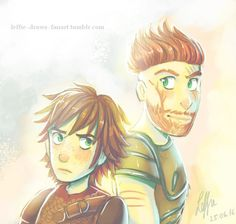 Hiccup and Daggur <<< I seriously love their 'friendship' (or whatever we would call it lol. A lot of love/hate happening) in RTTE. I wish we had more