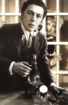 André Breton · Automatic writing | Self Portrait · 1938
