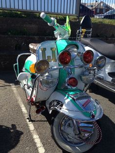 Whitby Scooter Rally