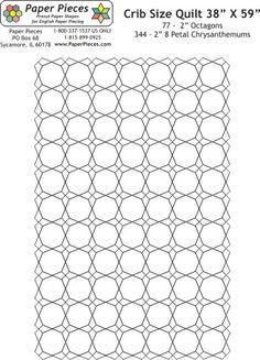 English Paper Piecing on Pinterest | Hexagons, Hexagon