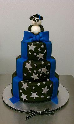 Willowridge Sr. high School Graduation Cake by Little Sugar Bake Shop, via Flickr