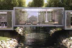Magazine - The Bridge House By Objecktcreative Design Studio