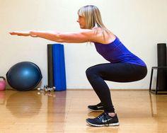 Un programme de 10 minutes pour obtenir des fesses bien fermes - Améliore ta Santé