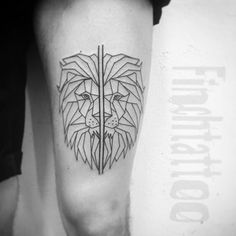 Thanks Dinges! #tatt#tattoo#tattoos#tattooed#tattoos_of_instagram #tattstagram #inkstagram#inked #instagram#ink#inkedup#inkedupguys#tattooedguys#iblackwork#btattooing#blackworkerssubmission #black#geometric#geometrictattoo #lion#inkoramacustomtattoos #tattoobelgium #linetattoo Thanks for looking!
