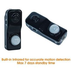 Conbrov(tm) Dv089 Mini Nanny Cameras 720p Hd Ir Motion Detector Security Camera Tiny Video Cam Recorder Max 7 Days Standby Time Per Fully Charge Personal Home Surveillance Use ( More Motions Less Standby Time) - For Sale Check more at http://shipperscentral.com/wp/product/conbrovtm-dv089-mini-nanny-cameras-720p-hd-ir-motion-detector-security-camera-tiny-video-cam-recorder-max-7-days-standby-time-per-fully-charge-personal-home-surveillance-use-more-motions-less-stan/