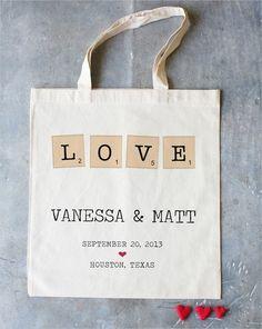 Nice wedding bag...