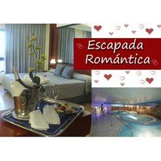 ¿Conoces ya nuestra Escapada Romántica? Una cena romántica, con spa y cava y fruta en la habitación... ¡Que lujazo!
