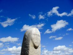 #PotentialistCanada - Trip Purpose 1: Improve my photography skills - Deer stone in Mongolia