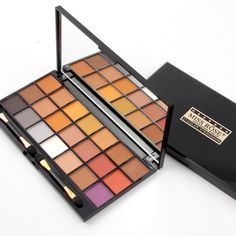 Miss Rose 1pc Matte Shimmer Eye Shadow Palette Naked Makeup Professional 21 Colors Eyeshadow Nude Cosmetic Tools A143