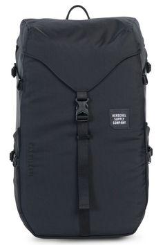 Herschel Barlow Trail Backpack in Black