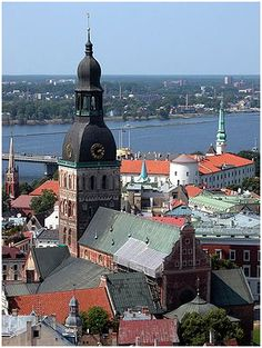 Riga, the Latvian capital is a small city with a metropolitan charm.
