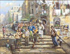 Ferrara Elio - Napoli la bandabel thereart.com1428 × 1100Buscar por imagen Ferrara Elio - Napoli la bandabel elio pintor - Buscar con Google