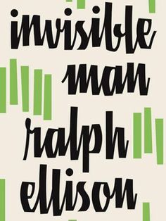 invisible man essays identity