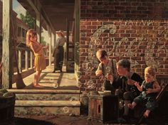 *A Fascination....Bob Byerley