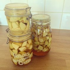 How to make Apple Brandy via Toby & Roo :: daily inspiration for stylish parents and their kids.