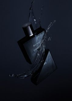 Chanel, beauty editorial shot by Kai Weissenfeld _