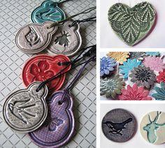 Carla De Cruz - Ceramic Jewelery