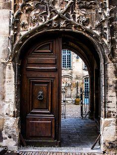 Old building in Avignon